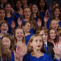 our children love to sing!